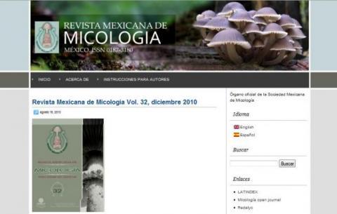 Revista micología