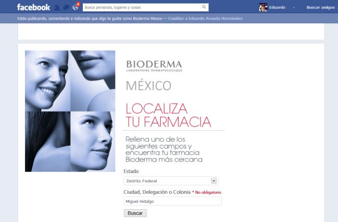 bioderma méxico