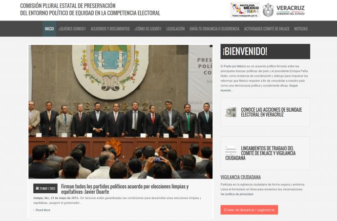 Comisión Plural Estatal de Preservación del Entorno Político de Equidad en la Competencia Electoral