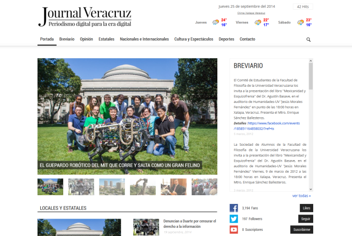 journal veracruz